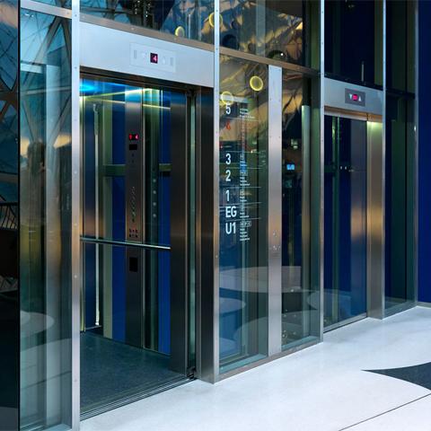 Elevator Complete